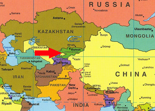 Why im moving to kyrgyzstan amelian miles away publicscrutiny Gallery